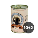 Advance Senior Medium poulet et riz croquette chien de race moyenne