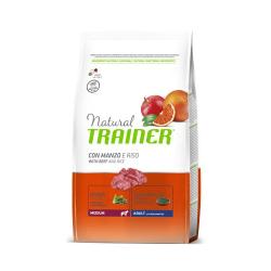 Trainer-Natural Adult Medium Veau (1)