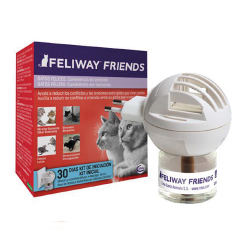 Feliway-Friends Diffuseur + Rechange (1)
