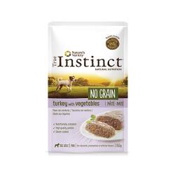 True Instinct-Instinc No Grain Dinde aux Légumes 150 Gr Boîte. (1)