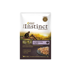 True Instinct-Feline Hight Meat Dinde 70 Gr Boîte. (1)