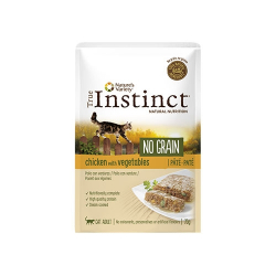 True Instinct-Feline No Grain Poulet 70 Gr Boîte (1)