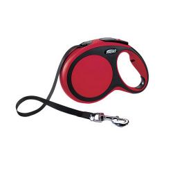 Flexi-Laisse Extensible Flexi Confort Rouge pour Chien (1)