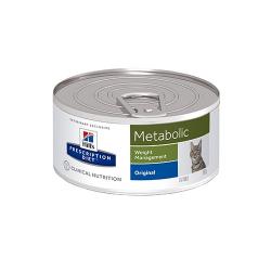 Hills Prescription Diet-PD Feline Metabolic Boîte 156gr (1)