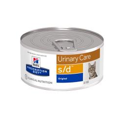 Hills Prescription Diet-PD Feline s/d boîte 156 gr (1)