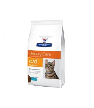 Hills Prescription Diet-PD Feline c/d Poisson (1)