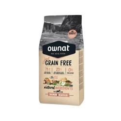 Ownat Just Grain Free-Adult de Poisson pour chien (1)