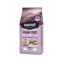 Ownat Grain Free Prime-Sterilized para gato (1)