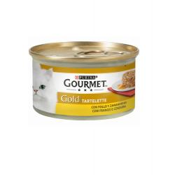 Gourmet Gold-Tartalette de Poulet et Carotte (1)