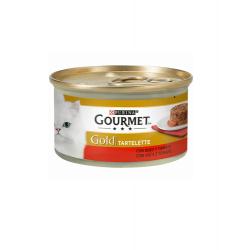 Gourmet Gold-Tartalette de Boeuf et Tomate (1)