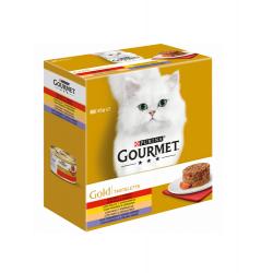 Gourmet Gold-Pack Tartalette Assortis de Viandes et Légumes (1)