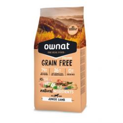 Ownat Grain Free Prime-Prime Junior Agneau Grain Free (1)