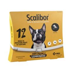 Scalibor Nouveau. Protection 12 mois.