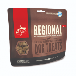 Orijen Regional Red dog treats premios para perros