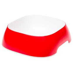 Comedero Glam 2 unidades Rojo Ferplast