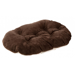 Cama Relax perro y gato Soft Cushion Brown Ferplast