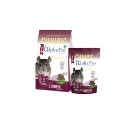 Cunipic Alpha Pro para chinchillas