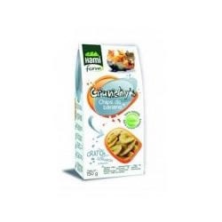 Crunchy's chips de plátano para roedores Hamiform