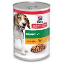 SP Canine Puppy avec Poulet (boîte)