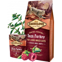Carnilove-Adult Large Duck & Turkey Muscle & Bones & Joints (1)