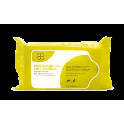 Bayer-Lingettes hygiénique de citronelle pour chien et (ou) chat (1)