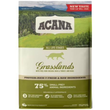 Acana-graslands à l'agneau chat (1)