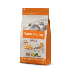Nature's Variety pienso Selected Sterilized Pollo campero