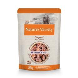 Nature's Variety Original paté Medium/Maxi Pavo Alimento húmedo perros