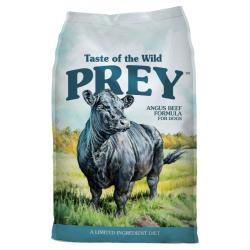 Taste of the Wild Prey Angus pour chien