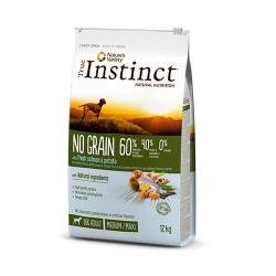 True Instinct-No Grain Medium-MAxi Adult Saumon (1)