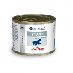 Royal Canin Veterinary Diets-Pediatric Starter Mousse 195 gr Humide (1)