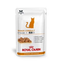 Royal Canin Veterinary Diets-Vet Care Senior Consult Stage 1 Húmedo 100 gr (1)